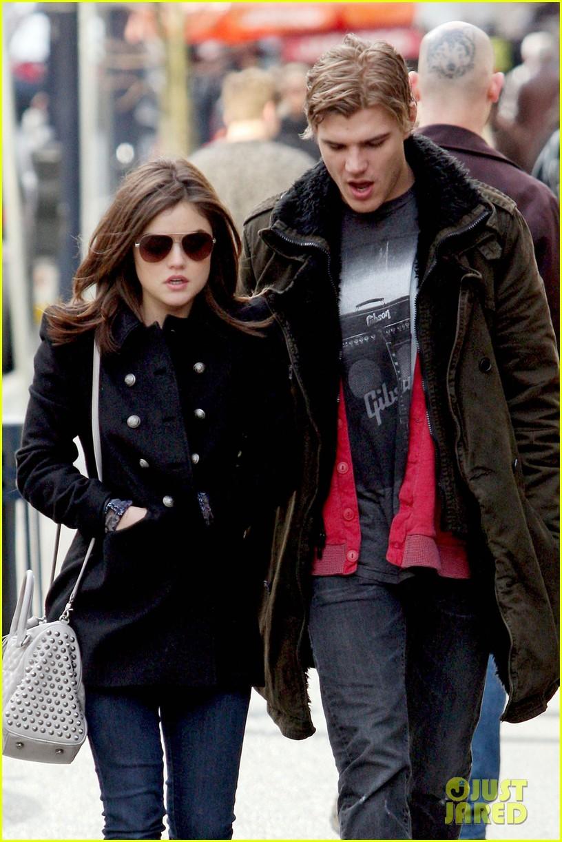 lucy hale and boyfriend