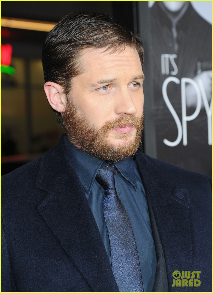 tom hardy chris pine war premiere 092626617