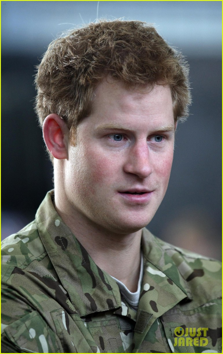 prince harry returning afghanistan 13
