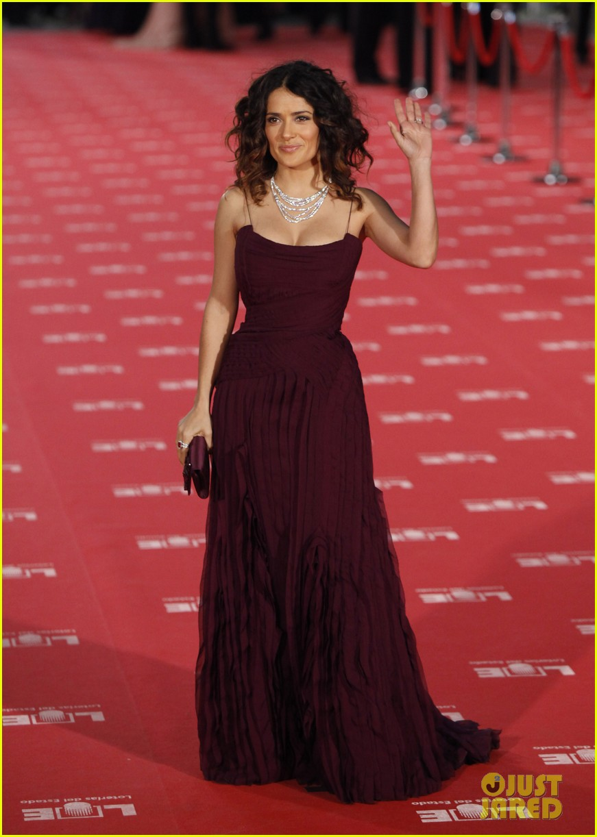 salma hayek goya awards 072630910