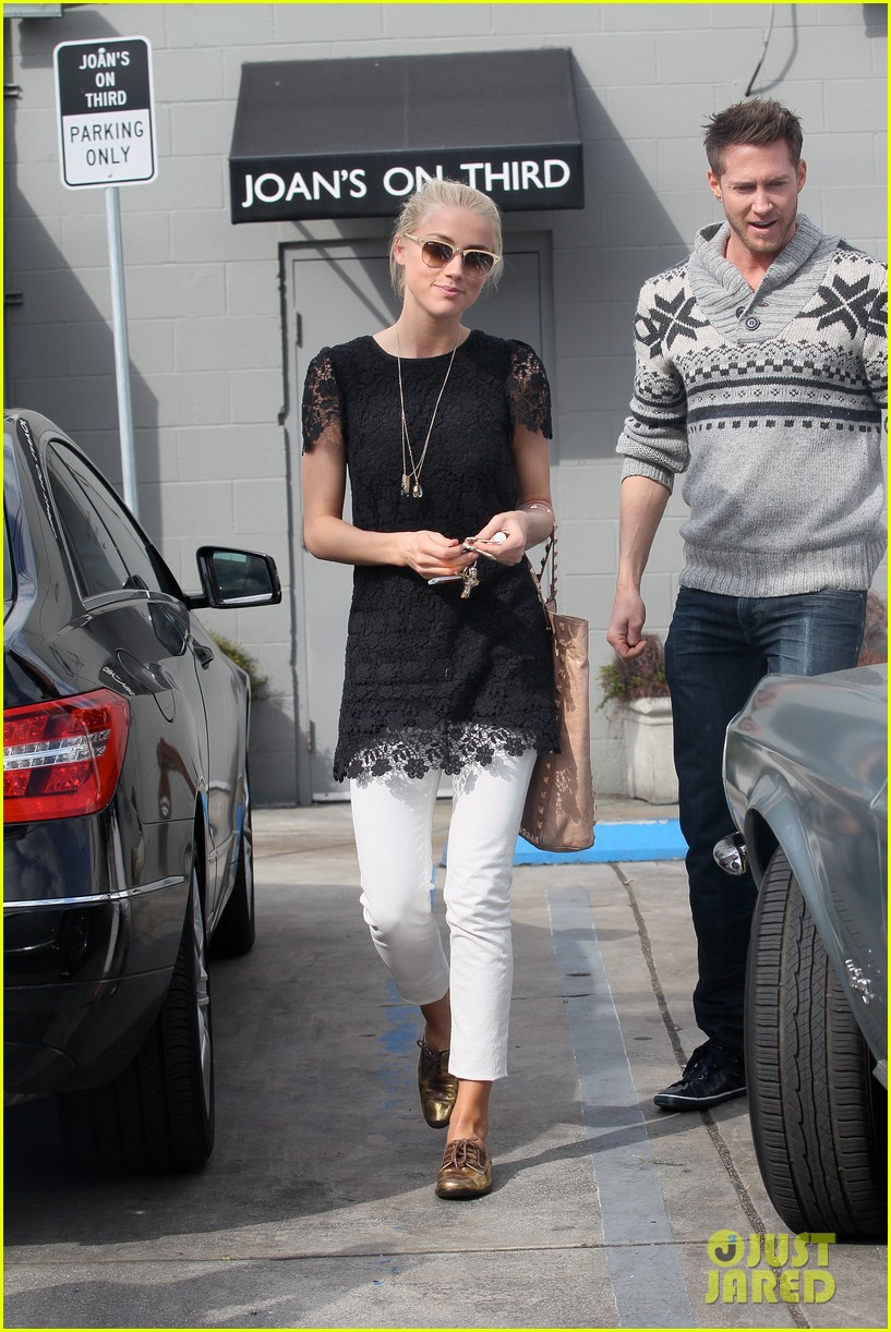 amber heard lunch 052634514