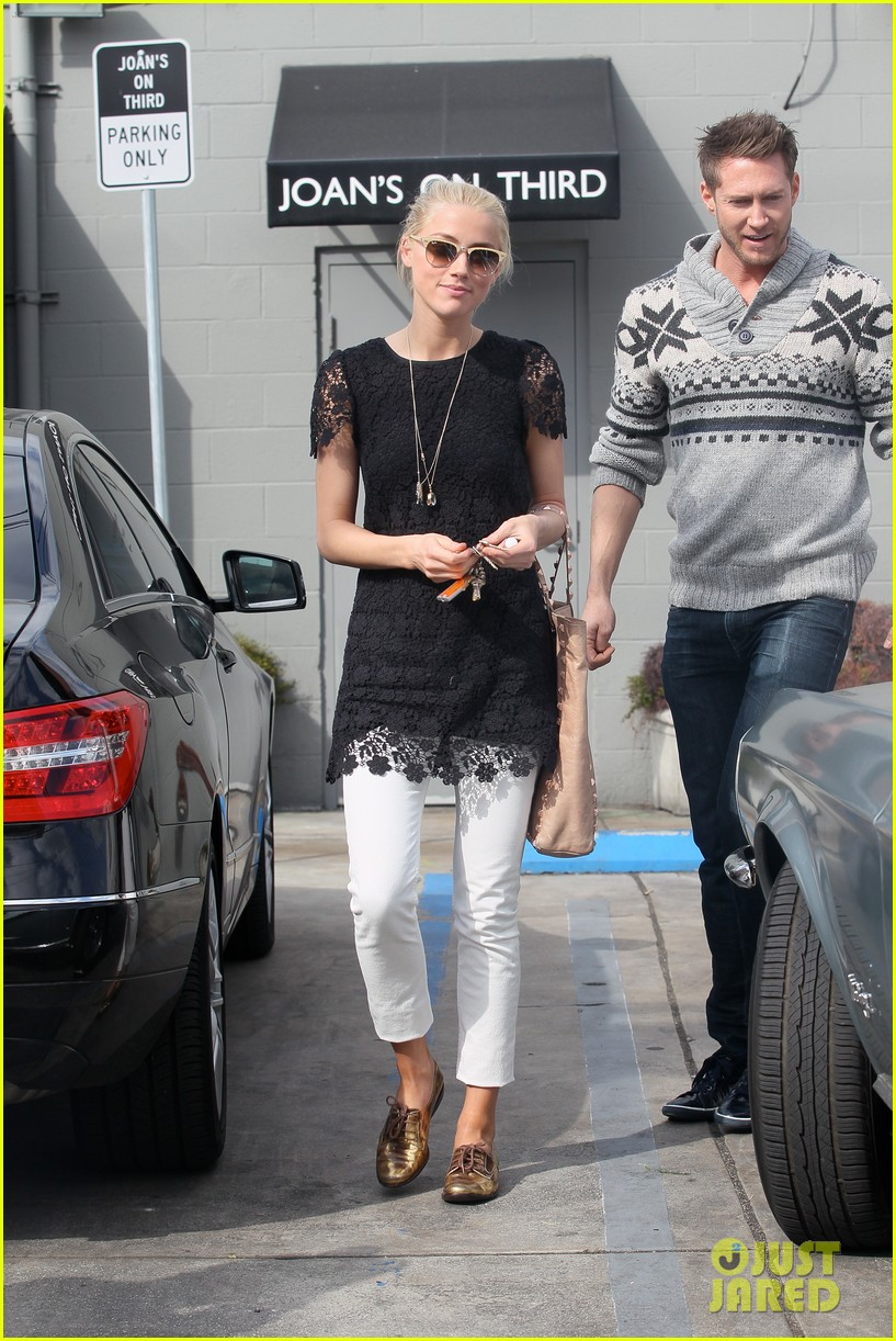amber heard lunch 122634521