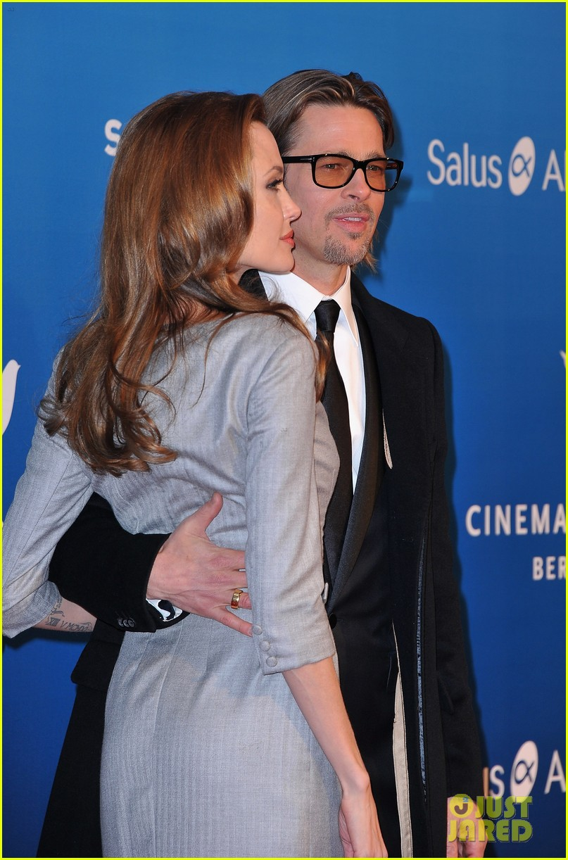 angelina jolie brad pitt cinema for peace gala 012628678
