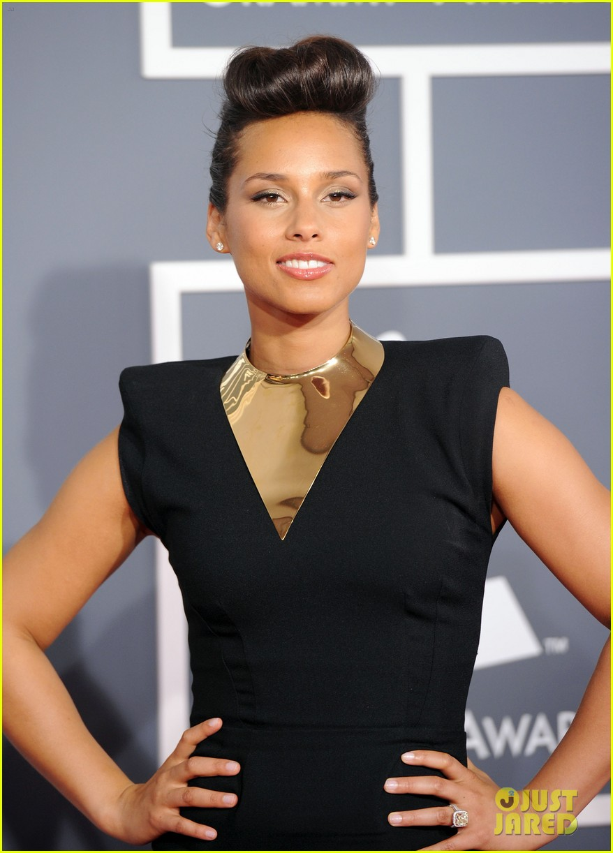 alicia keys swizz beatz grammys 01