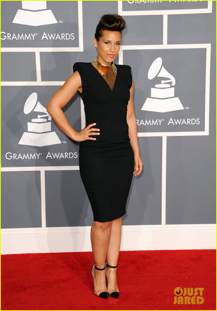 alicia keys swizz beatz grammys 04