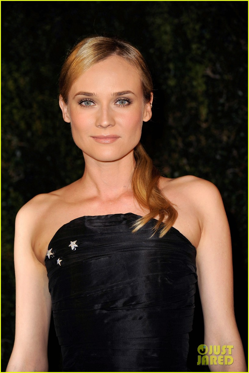 diane kruger chanel pre oscar dinner party 072633165
