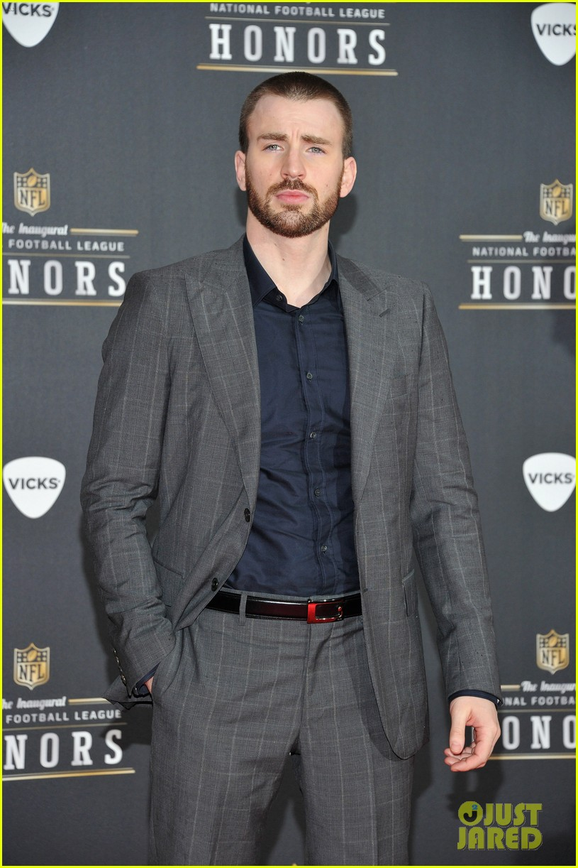 taylor lautner chris evans nfl honors with jon hamm 042625505