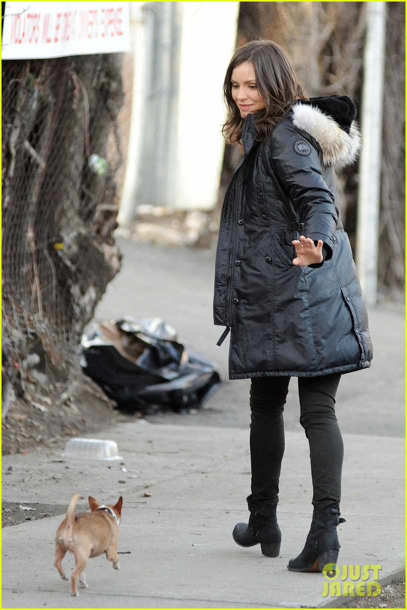 katharine mcphee smash set dog 04