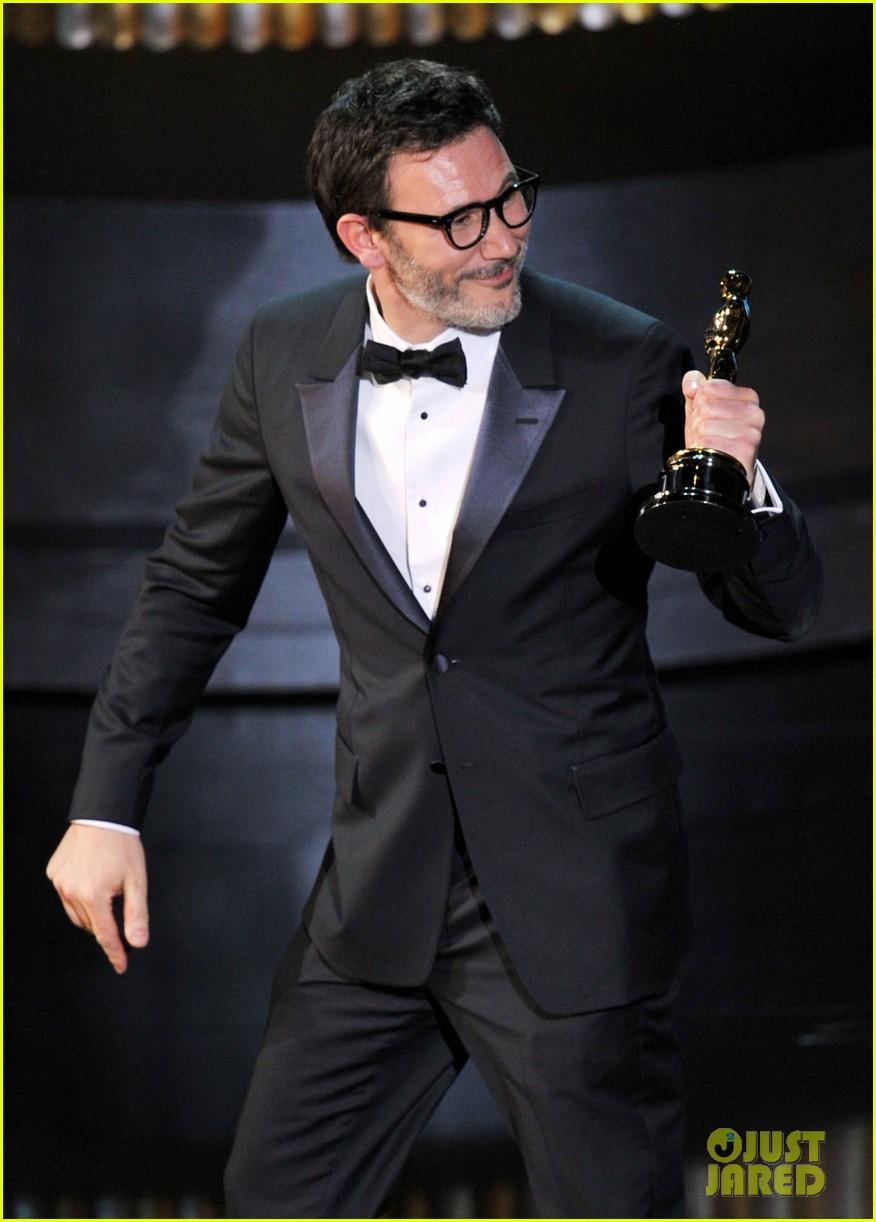 michel hazanavicius wins oscars best director 012633755