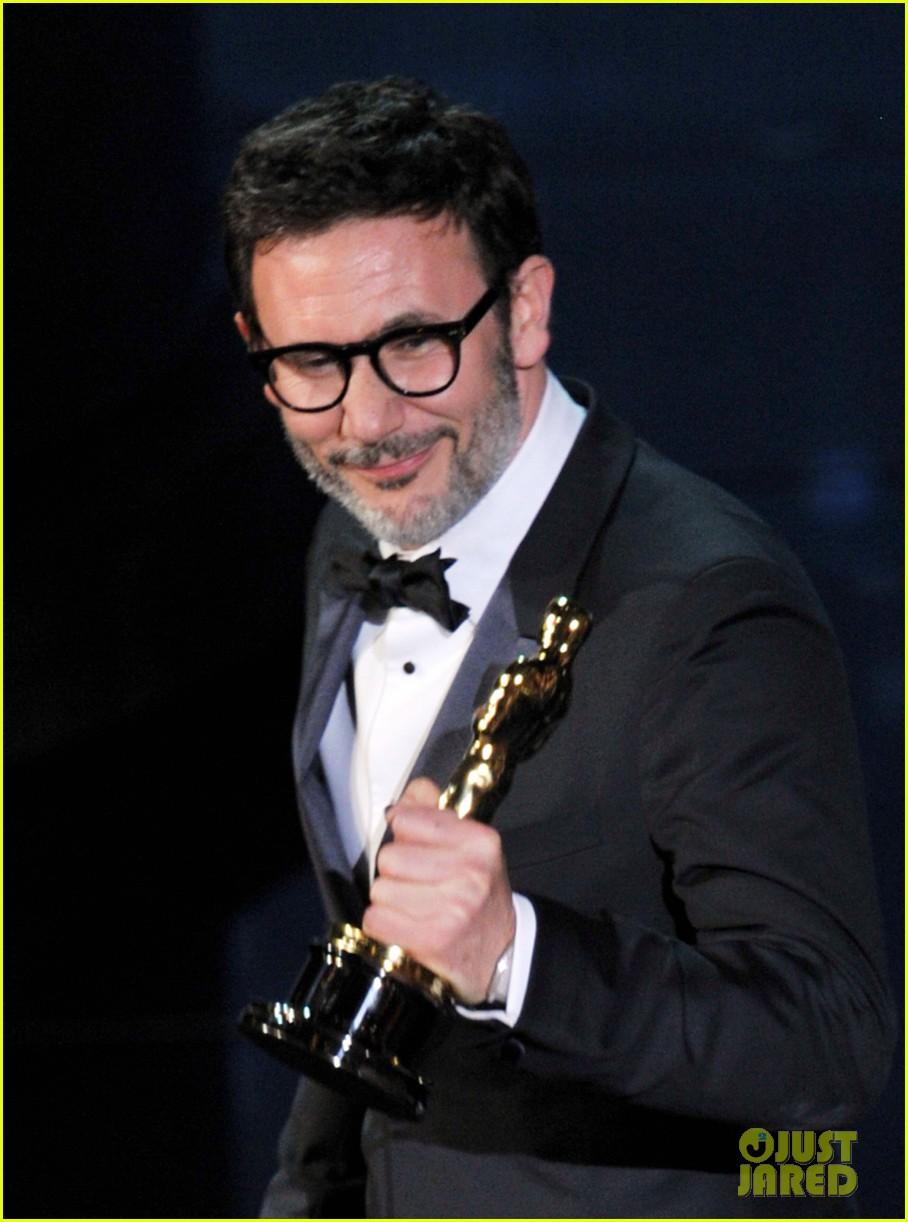 michel hazanavicius wins oscars best director 032633757