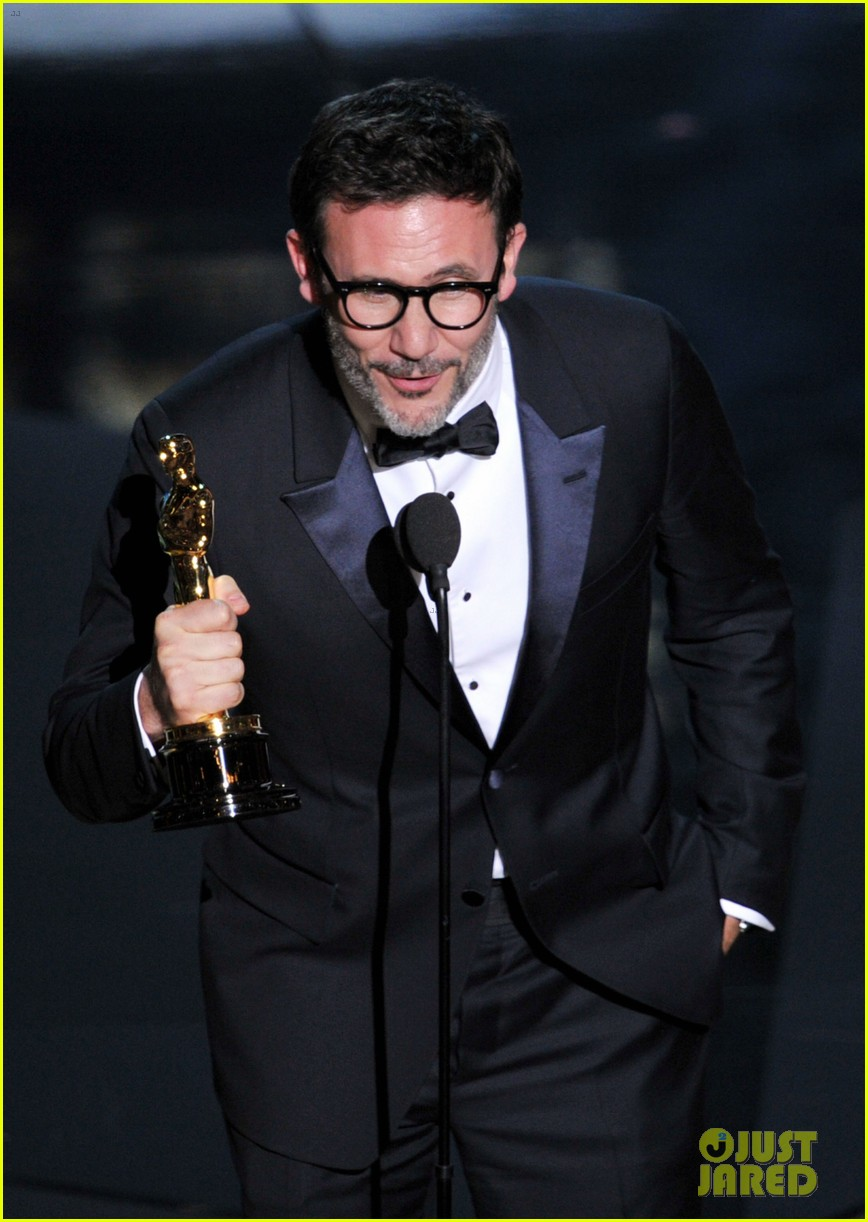 michel hazanavicius wins oscars best director 052633759