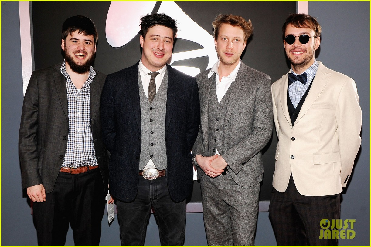 Mumford And Sons Hair Mumford Sons Grammys 2012