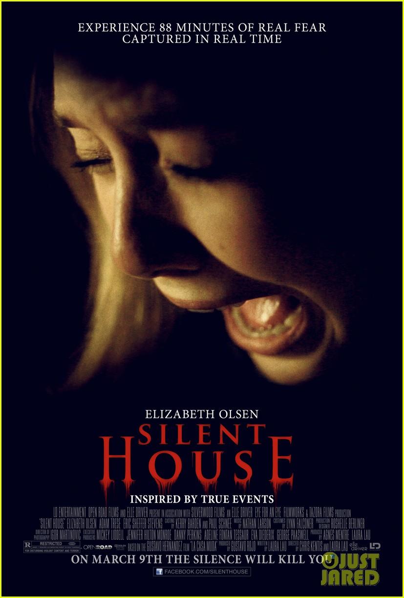 elizabeth olsen silent house poster.2624920