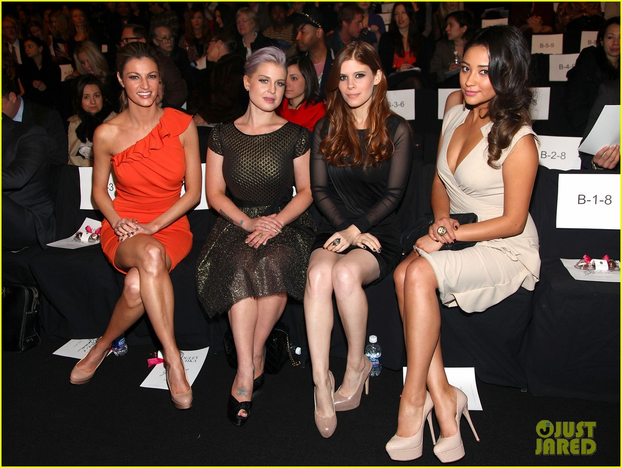 kelly osbourne kate mara badgley show 032629089