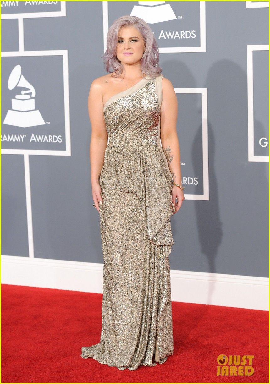 kelly osbourne grammy awards 2012 03