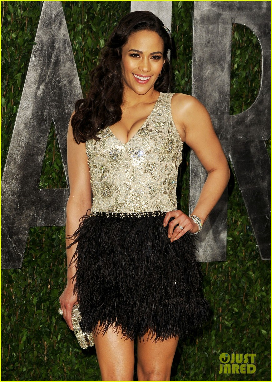 paula patton robin thicke vanity fair party 02