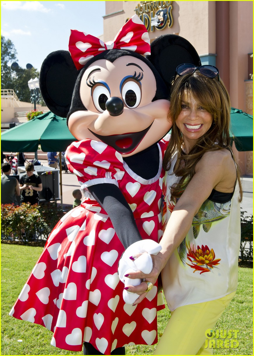 paula abdul minnie mouse walt disney world 04