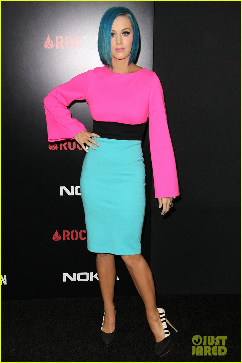 katy perry rihanna roc nation brunch 012627652