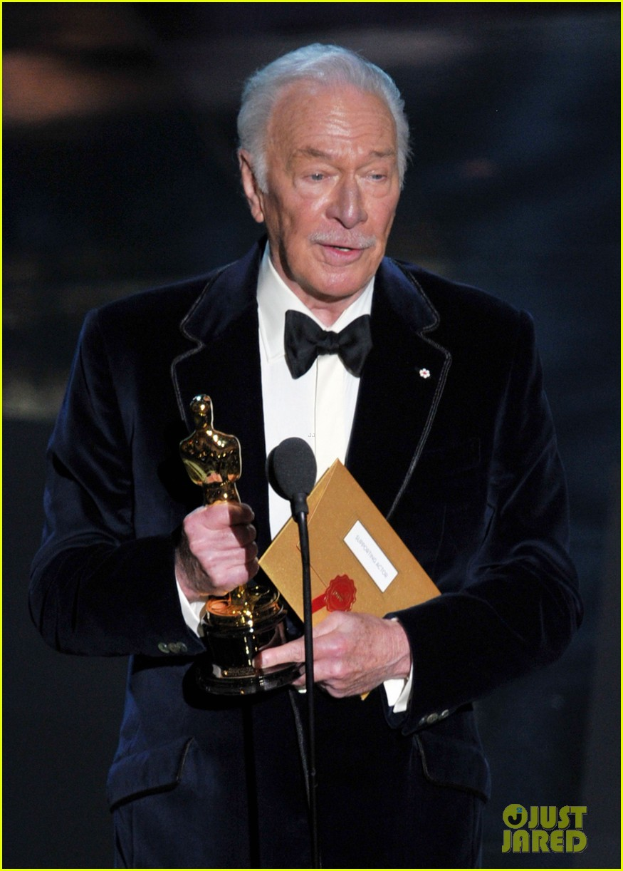 christopher plummer 2012 oscar winner 04