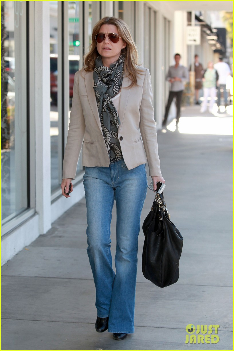 ellen pompeo office visit 042627074
