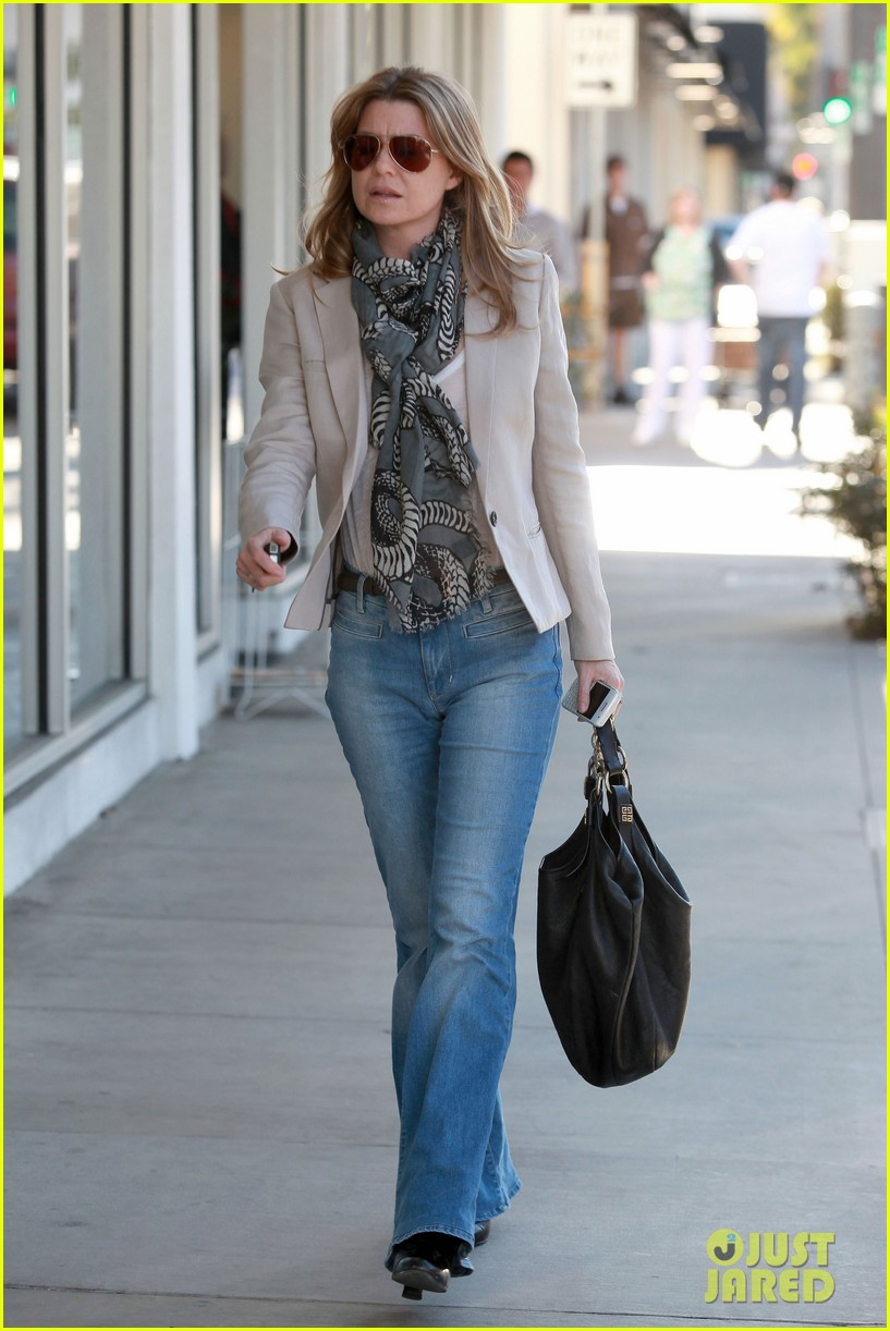 ellen pompeo office visit 052627075