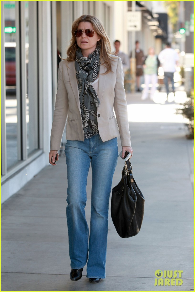 ellen pompeo office visit 082627078