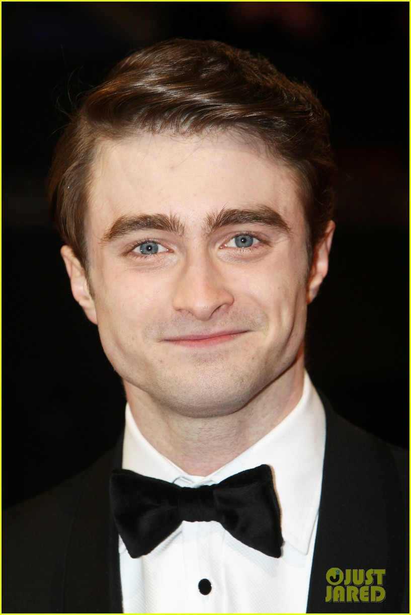 daniel radcliffe bafta awards 2012 01