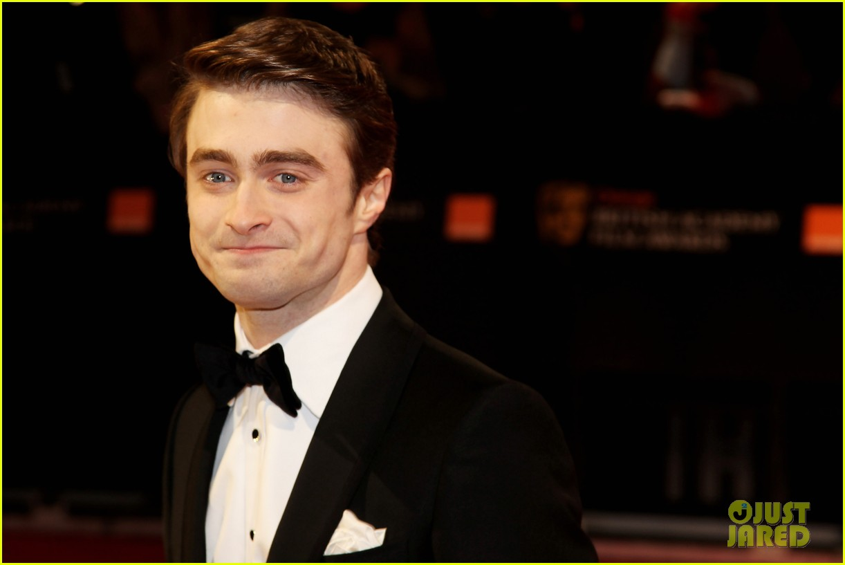 daniel radcliffe bafta awards 2012 062628046