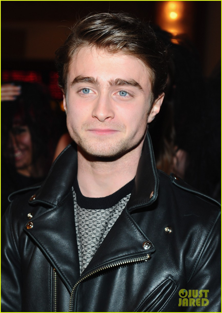 daniel radcliffe tom felton woman in black l a premiere 05
