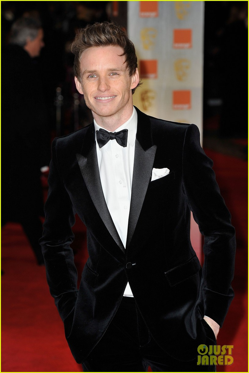 eddie redmayne bafta awards 2012 092628128