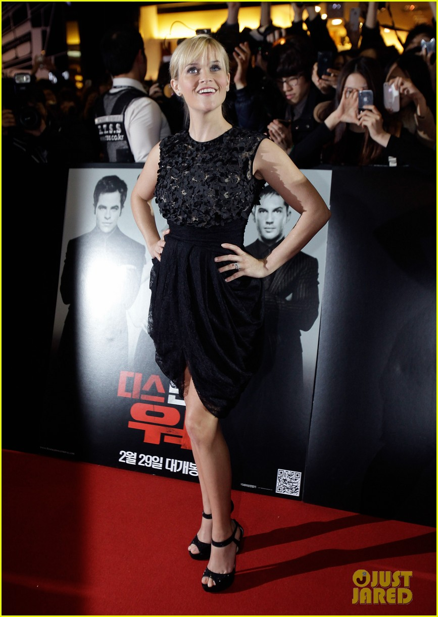 reese witherspoon this means war seoul premiere 052632153
