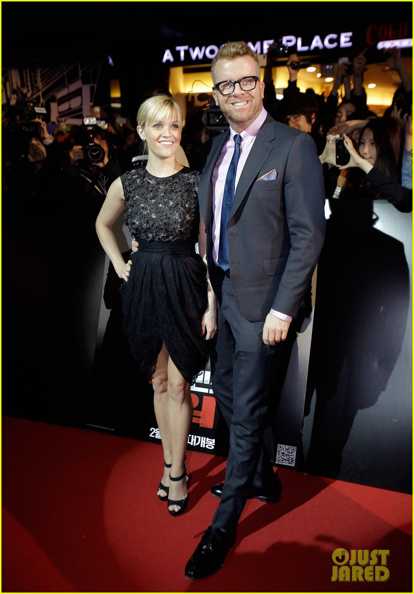 reese witherspoon this means war seoul premiere 092632157