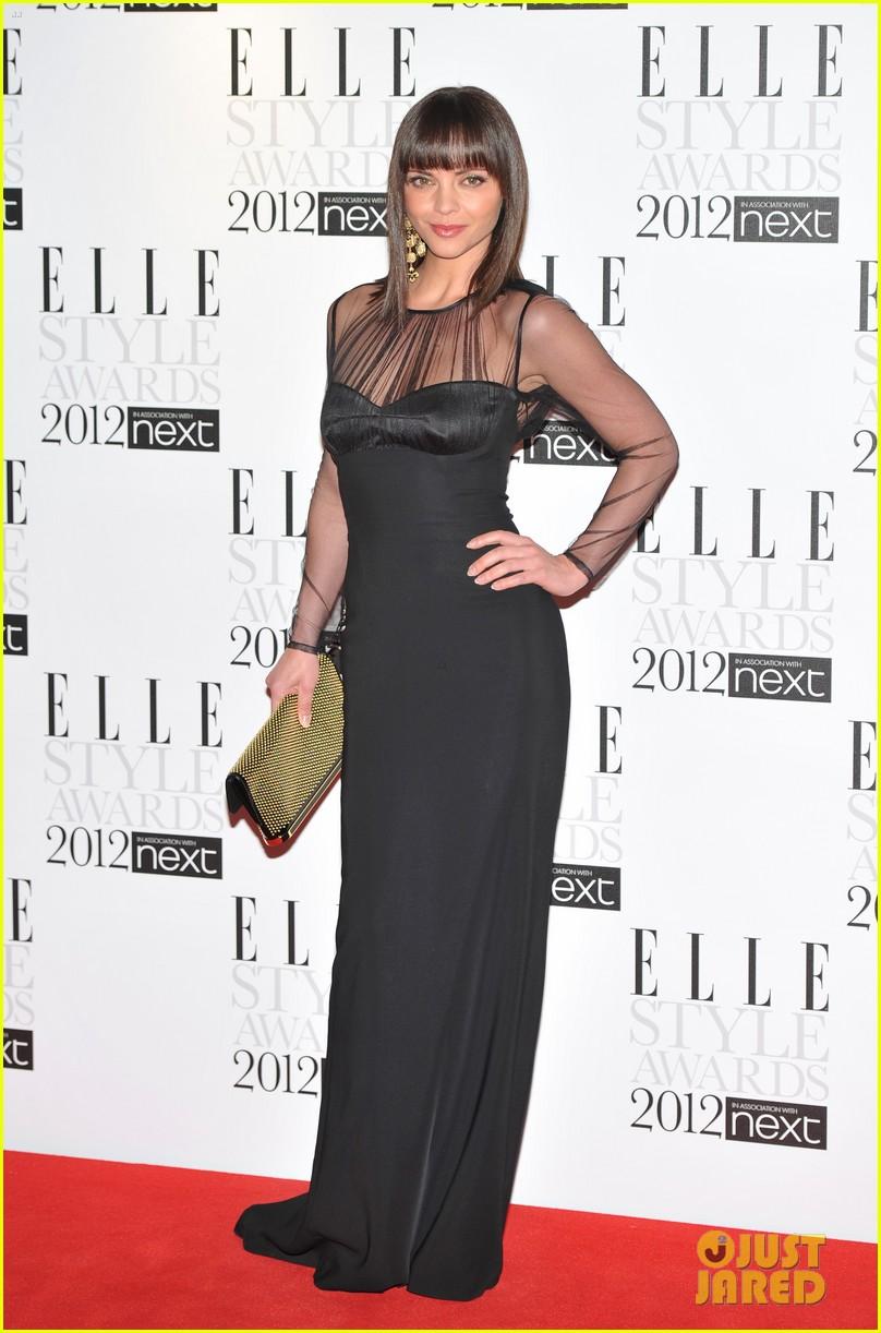 christina ricci elle style awards 08