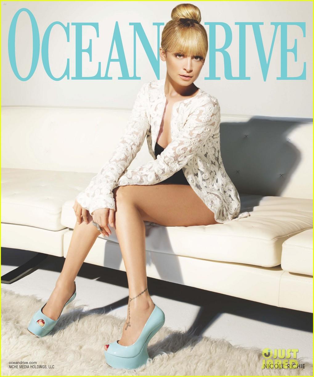 nicole richie ocean drive 022634385