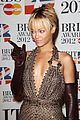rihanna brit awards 2012 red carpet 04