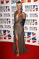 rihanna brit awards 2012 red carpet 09