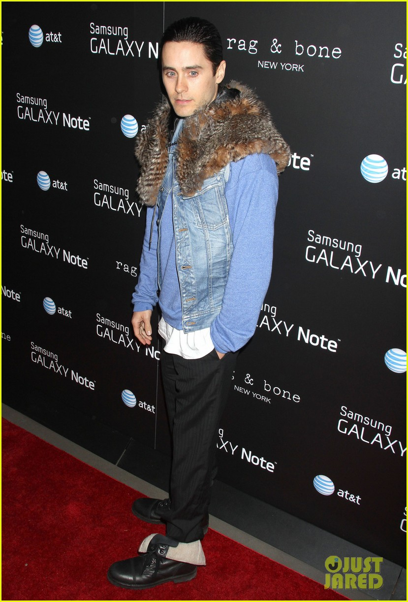 ashlee simpson vincent piazza fashion take note party 022629270