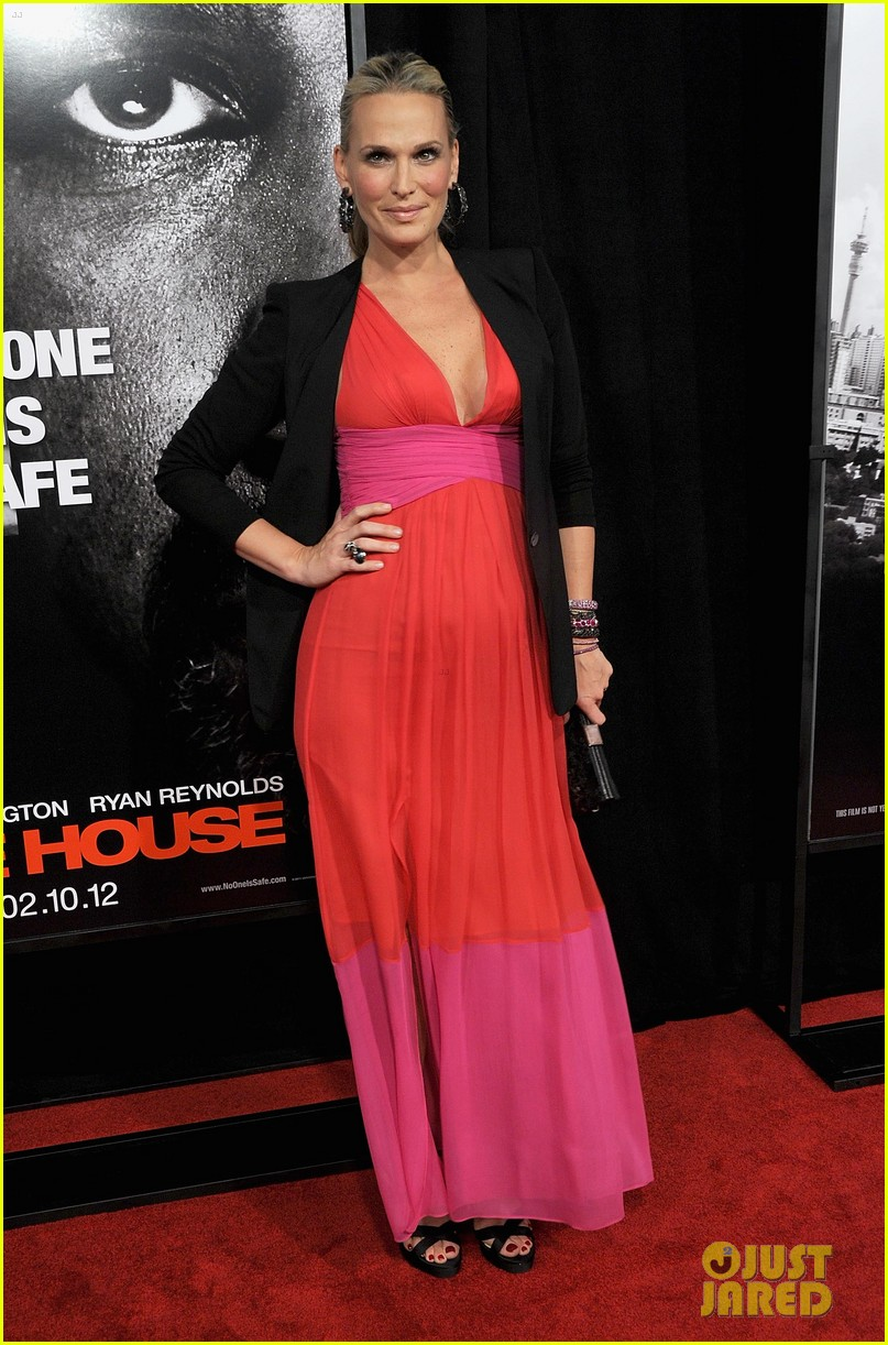 molly sims safe house premiere 042626461