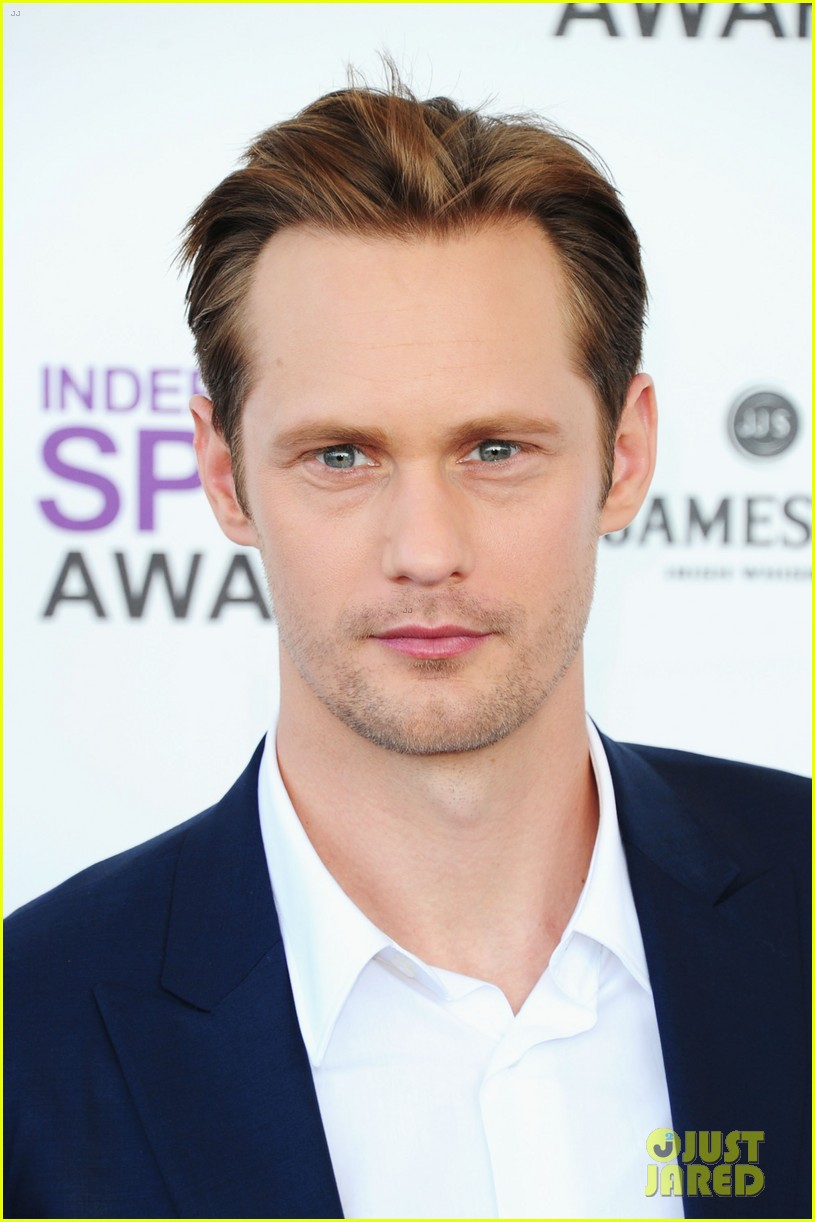 alexander skarsgard spirit awards 2012 01