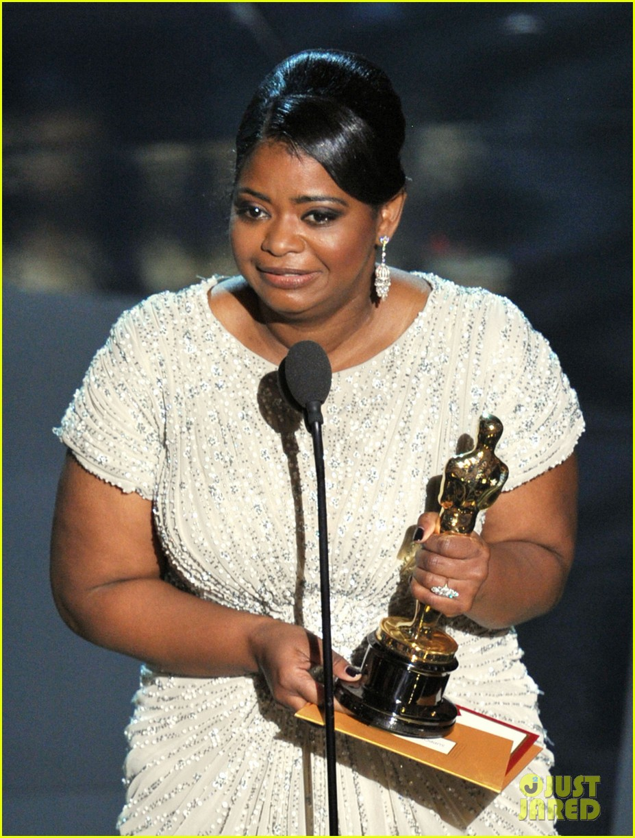 octavia spencer oscars best supporting actress win 012633663