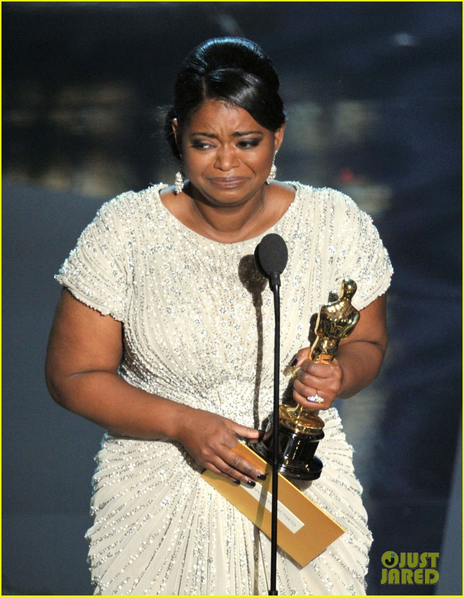 octavia spencer oscars best supporting actress win 032633665