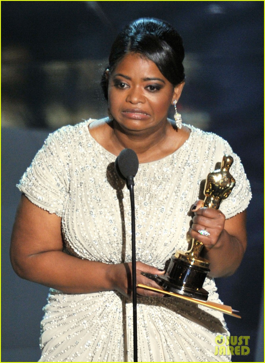 octavia spencer oscars best supporting actress win 052633667