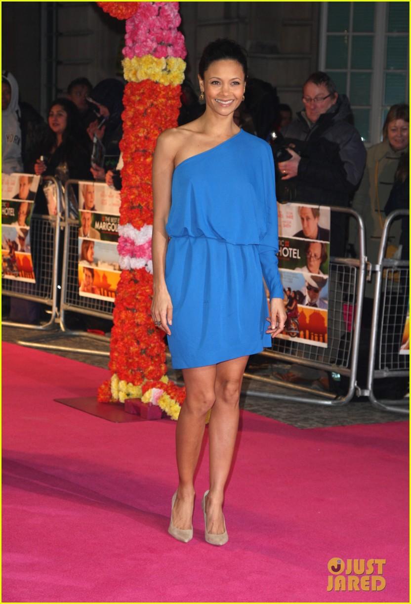 thandie newton best exotic marigold hotel premiere 05