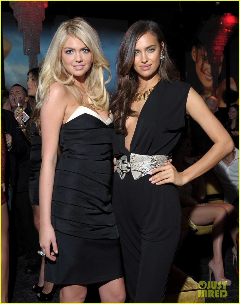 kate upton irina shayk si swimsuit on location party 092629694