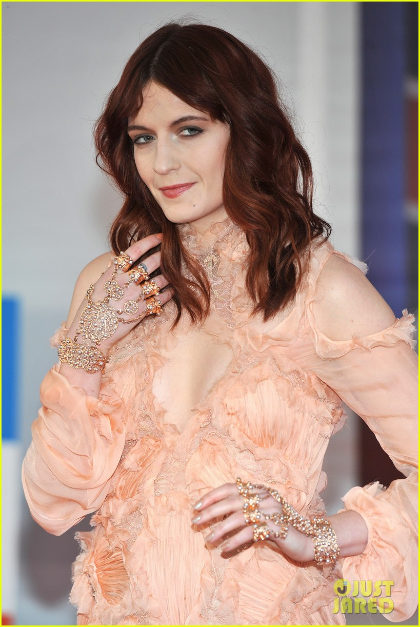 florence welch brit awards 2012 02