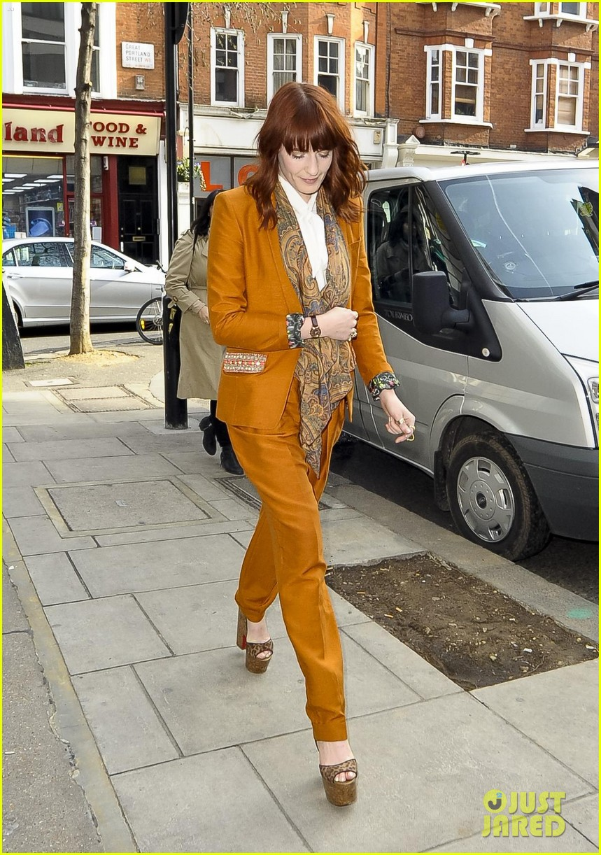 florence welch brit awards 2012 062631521