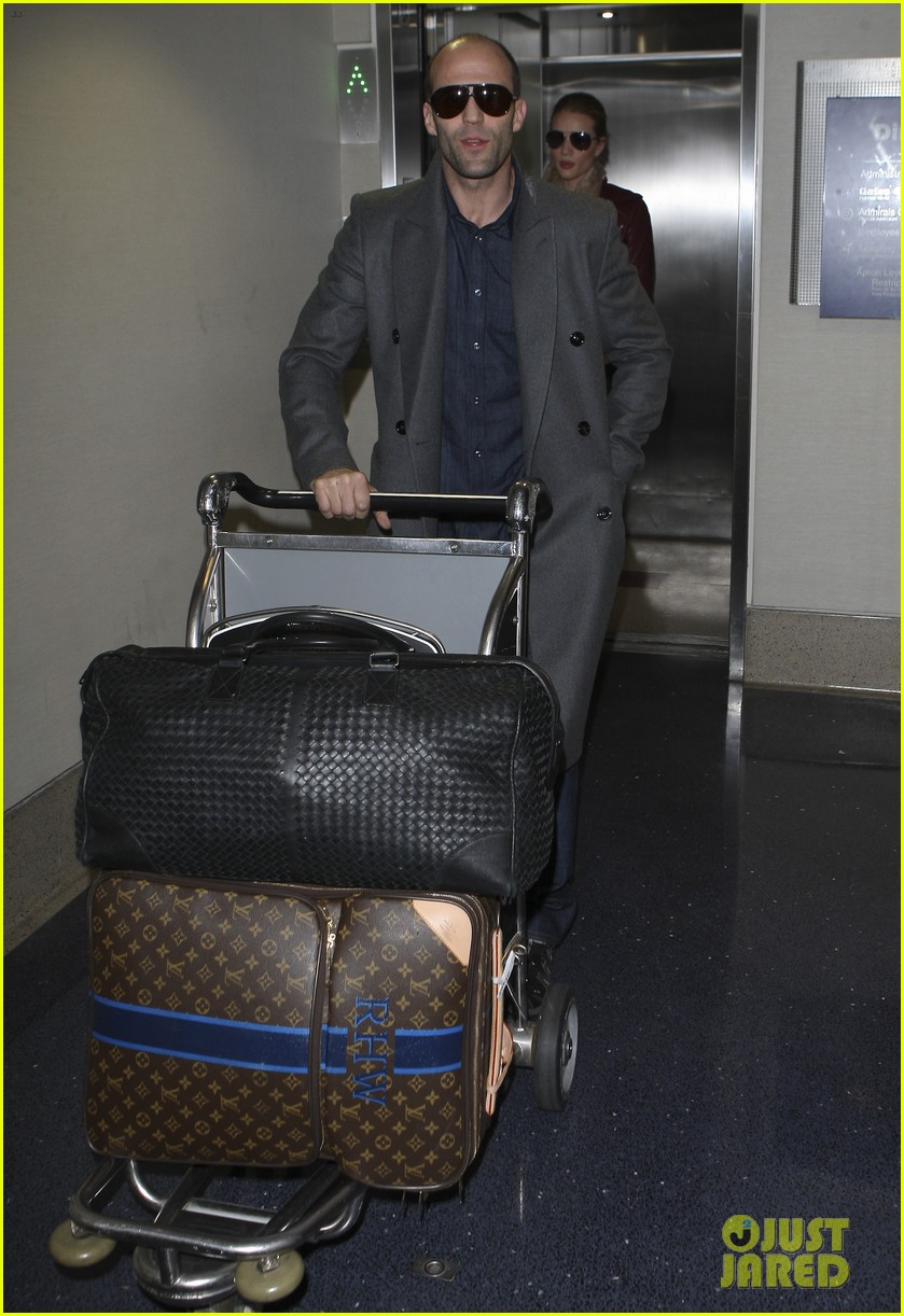 rosie huntington whiteley lax with jason statham 152632464
