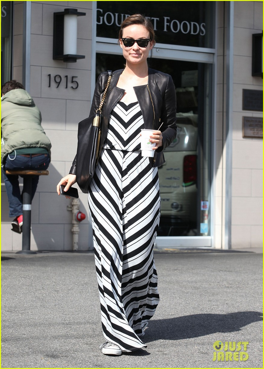 olivia wilde lunch 072634530
