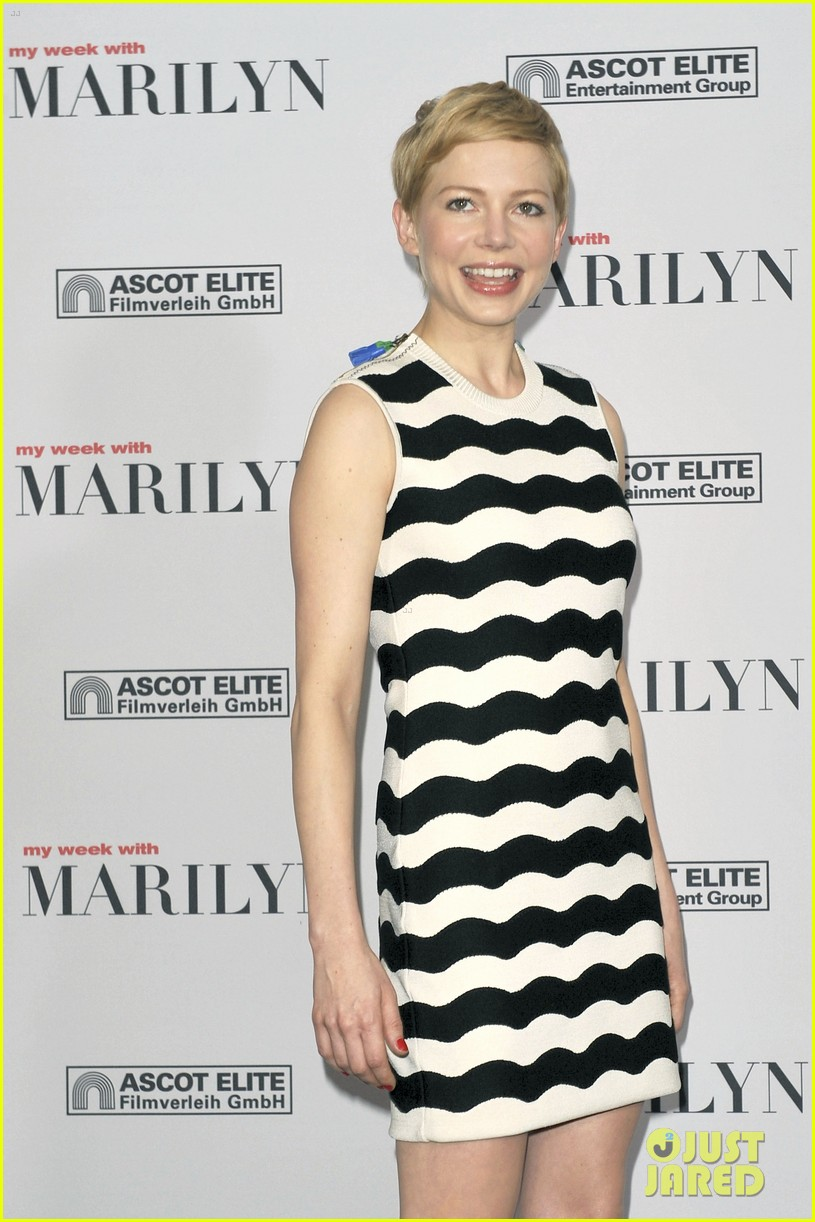 michelle williams marilyn berlin photo call 052630075
