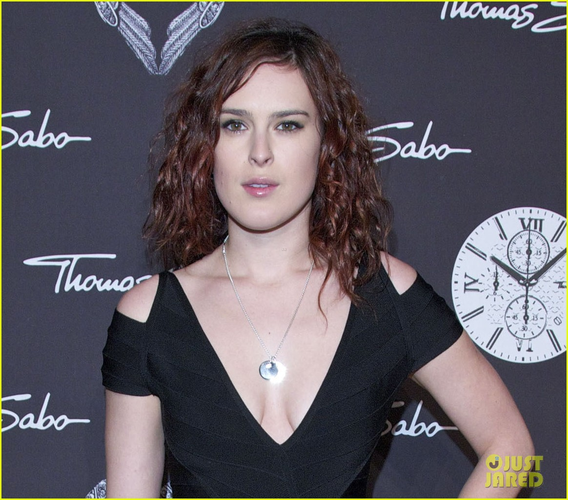 rumer willis thomas sabo party 03